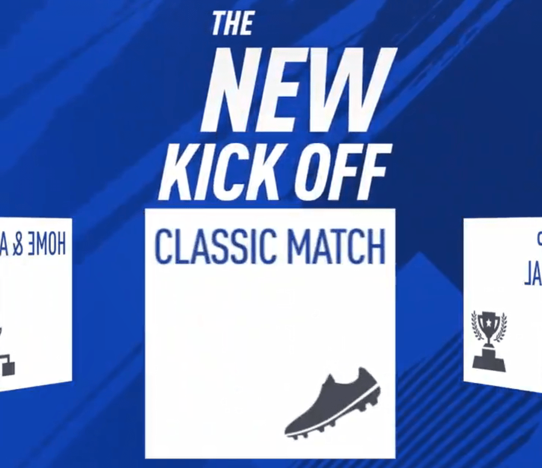 FIFA 19 Introduces Kick-Off Mode Unique house rules and match types add new twists to FIFA 19