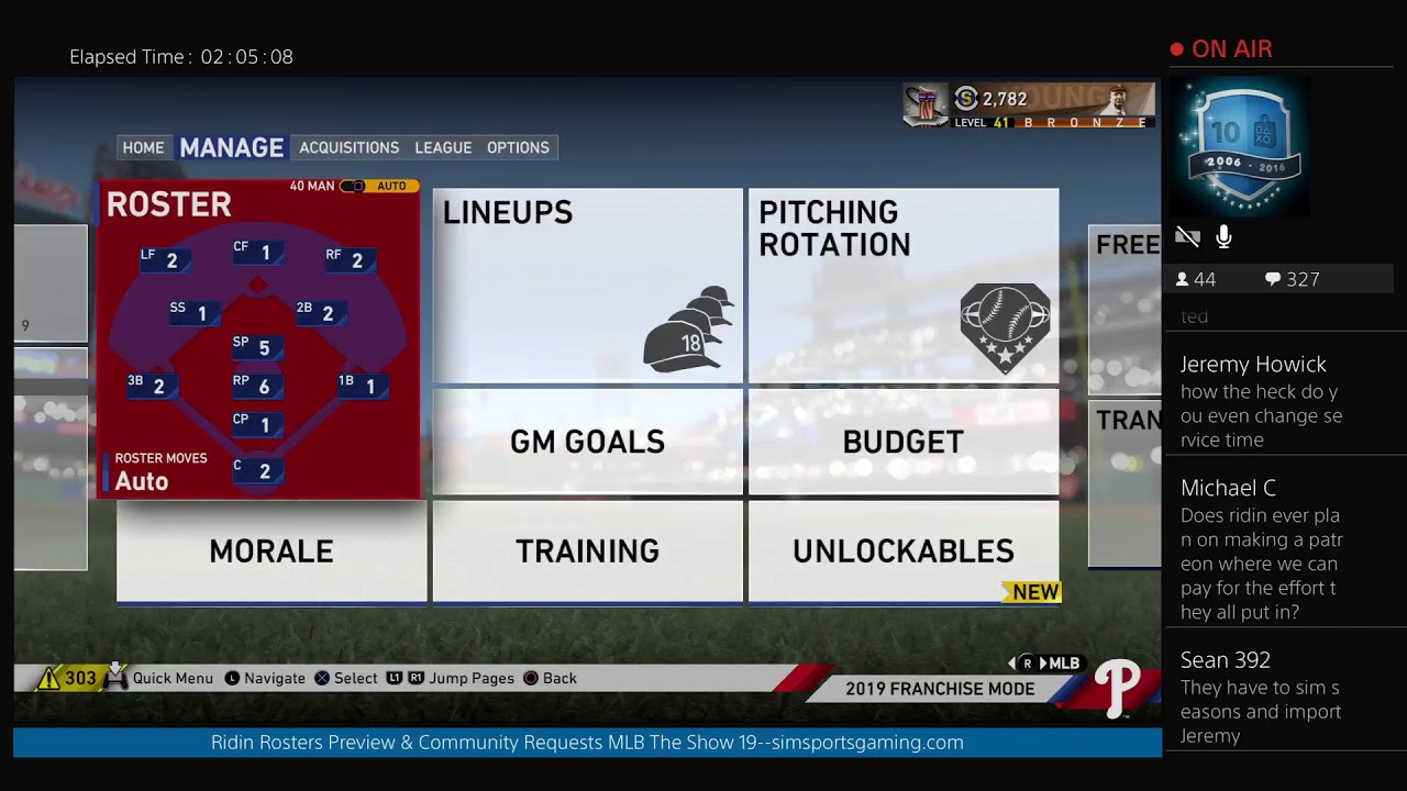 Ridin Rosters Preview and Community Requests MLB The Show's highly anticipated roster set
