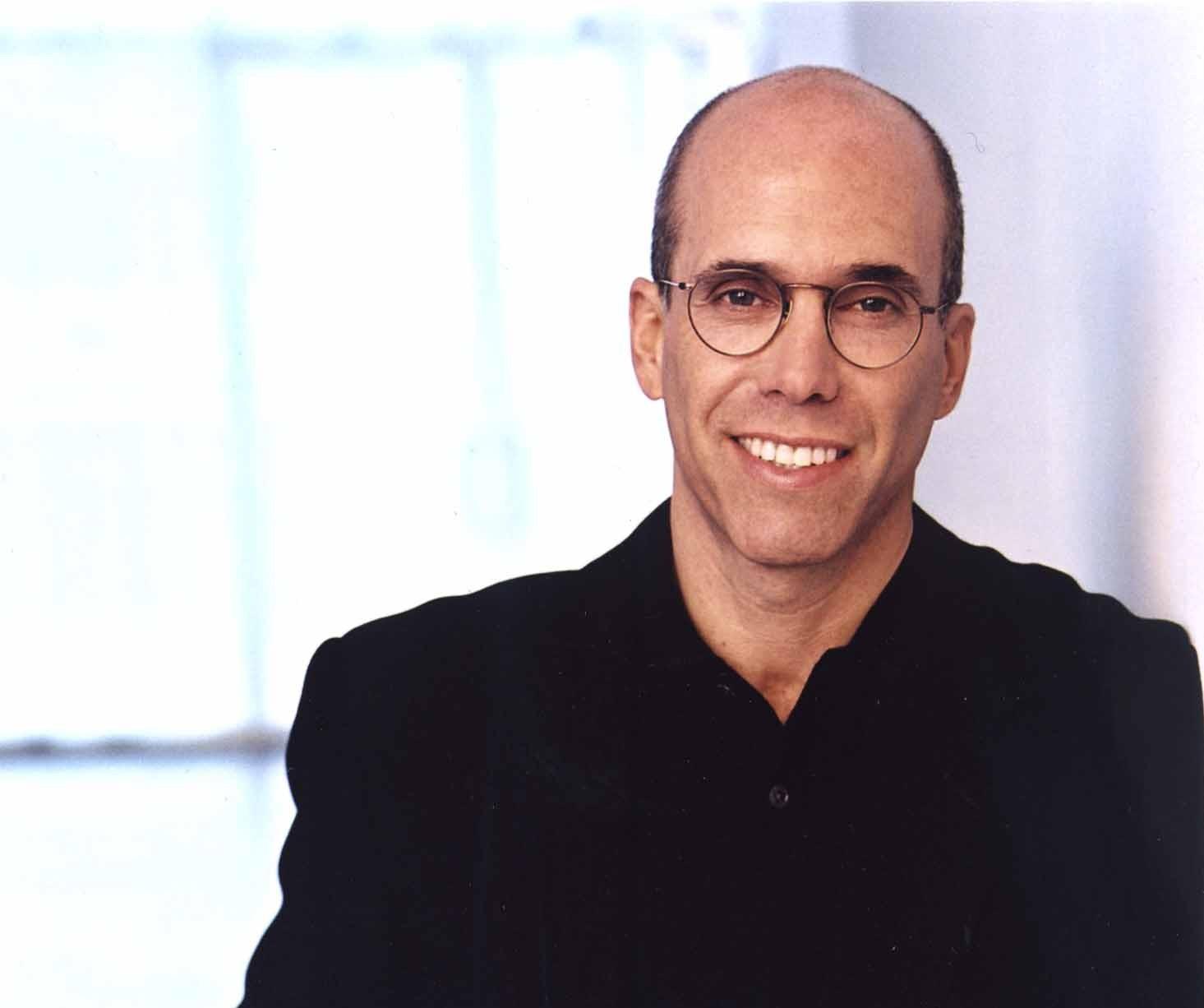 Jeffrey Katzenberg Eroded Animation with Celebrities