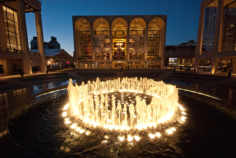 Iconic Movies Filmed at Lincoln Center