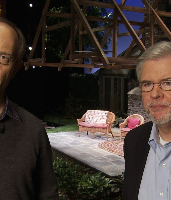 Interview with David Hyde Pierce and Christopher Durang