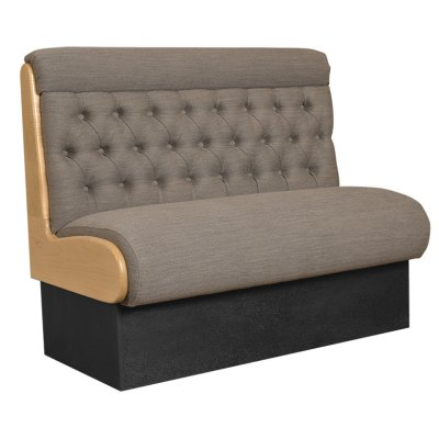 Maple Wood Booth Seating
