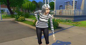 Sims 4 Yaşlılıktan Ölme