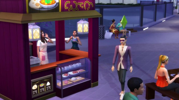 The Sims 4 City Living skidrow