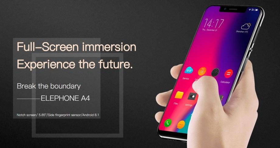Elephone A4 image
