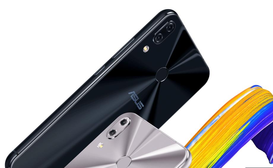 ZenFone5のデザイン