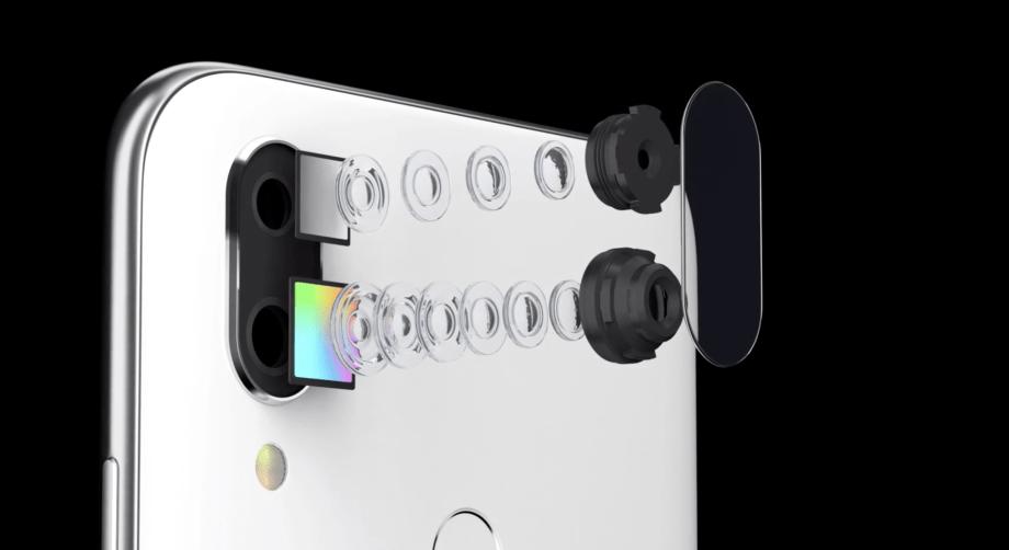 MEIZU Note 9のメインカメラ