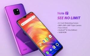 Ulefone Note 7