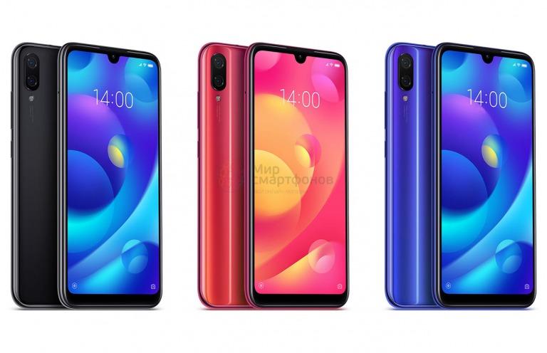 Xiaomi Mi Playのデザイン