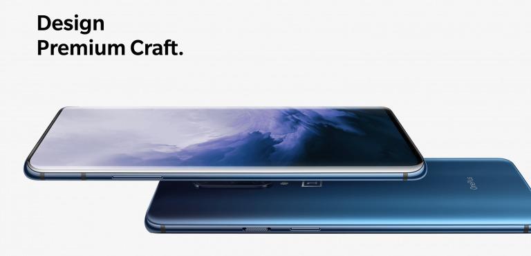 OnePlus 7 Proの筐体