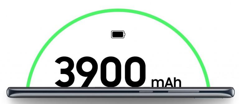 Galaxy A30のバッテリー
