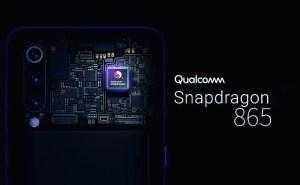 Xiaomi Snapdragon 865