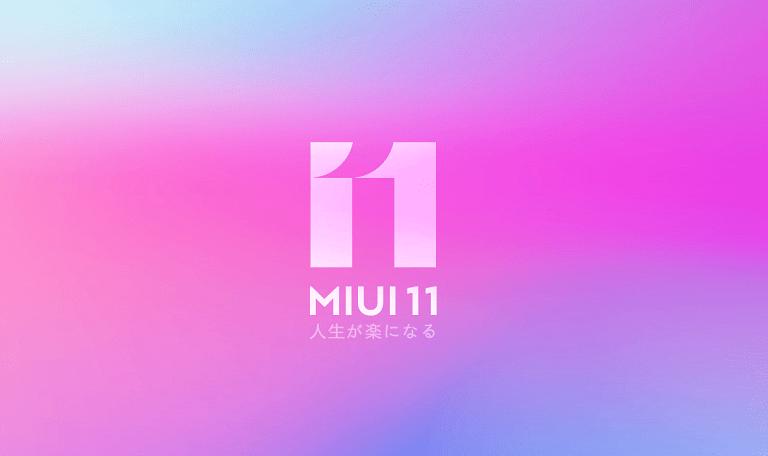 Xiaomi、新しいデザインと生産性ツールを豊富に備えたMIUI 11を正式にリリース!