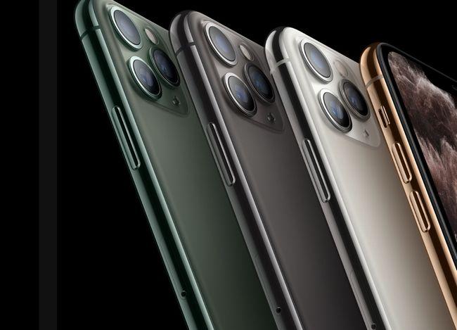 iPhone 11 Pro、iPhoneシリーズの最新ハイエンド機種