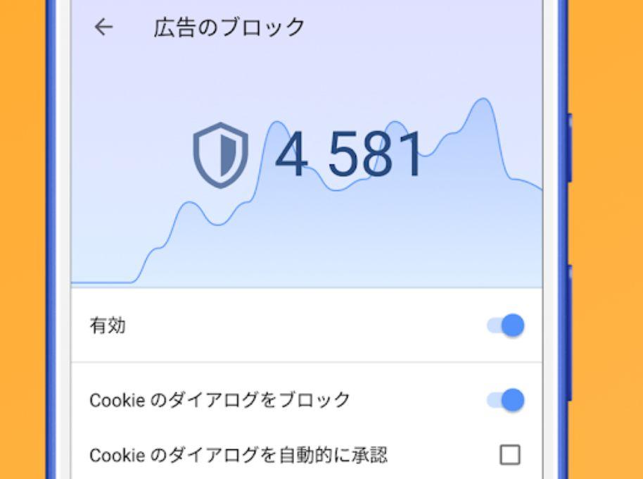 Operaの広告ブロック機能
