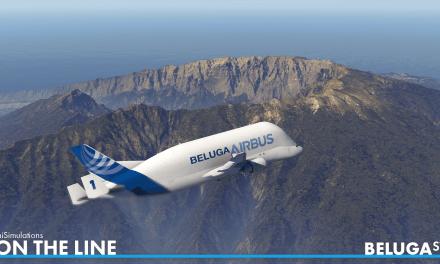 iniBuilds oznámili A300 Beluga pro X-Plane 11