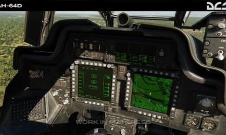 DCS World 2.7 se blíží + nové info o AH-64D