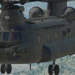 X-Trident vydává CH47-D Chinook pro X-Plane 11