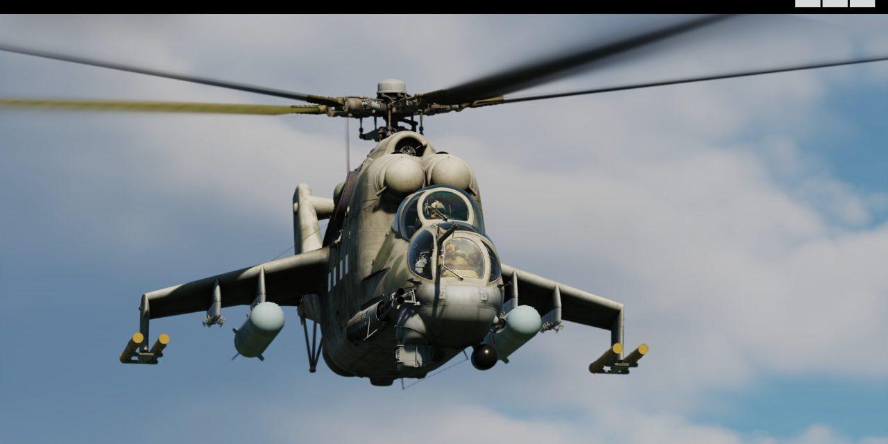 Nové výukové  video DCS: Mi-24 Hind a DCS: F-16C Viper