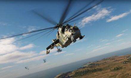 DCS: Mi-24P Hind ATGM lekce a první manuál
