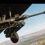 Další ukázka řetězového kanónu DCS: AH-64D