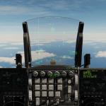 DCS: F-16C Viper HMCS DED Page již brzy