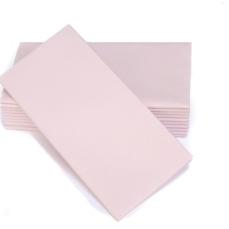 SimuLinen Signature Colored Pink Blush Dinner Napkins