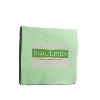 SimuLinen Cocktail Beverage Party Napkins - Pistachio