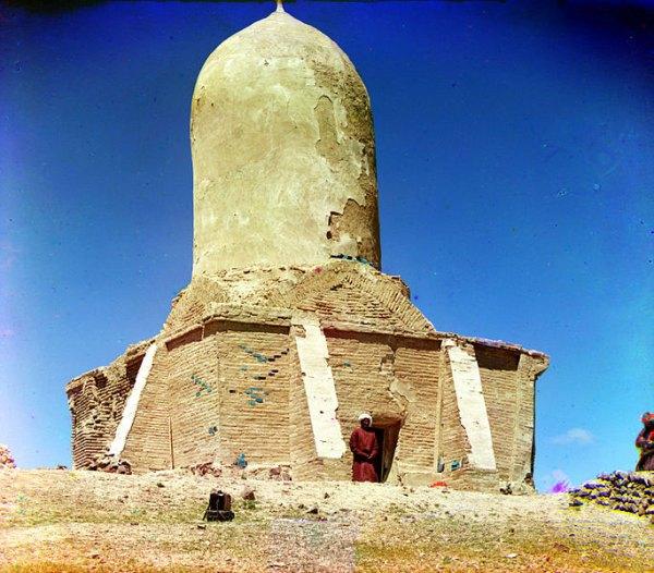 Мавзолей Чупан-Ата. Исторические памятники Самарканда