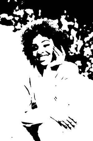 image noir et blanc uniquement photoshop