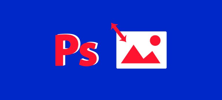 redimensionner image photoshop