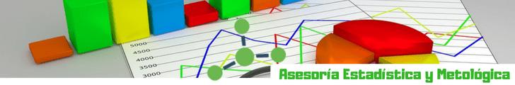 Asesoria estadistica y metodologica