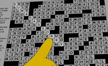 What I've Learned Through Crossword Puzzles