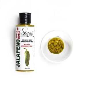 Jalapeño Maple | Sinai Gourmet Hot Pepper Coulis
