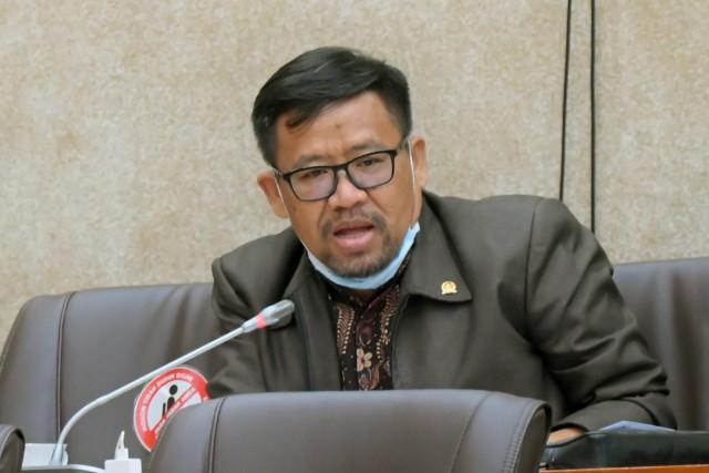 Anggota Komisi VI DPR RI Daeng Muhammad