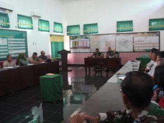 Jaga Stabilitas Harga Sembako di Bulan Puasa dengan Menggelar Pasar Murah, Tentara Kumpulkan Pengusaha Sembako.