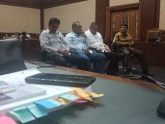 Terungkap di Persidangan Tipikor Jakarta, Ada Puluhan Miliar Uang Keluarga Ijek di Kasus Suap Gubernur Gatot Pujo Nugroho ke DPRD Provinsi Sumut.