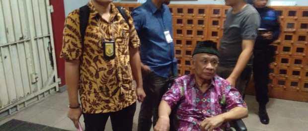 Buron 3 Tahun Karena Korupsi Bibit Kayu Hitam, Jaksa Berhasil Mencokok Mantan Anggota DPRD Kabupaten Selayar di Persembunyiannya.