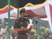 Jaksa Agung. HM Prasetyo Minta PJI Tingkatkan Kapasitas Anggotanya.