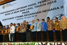 Raih Opini WTP dari BPK, Enggar Puji Kemendag Buktikan Komitmen Laporan Akuntabel & Transparan.