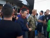 Eksekusi Kasus Pidana Pil PCC, Anggota DPRD Kota Sorong Henry Poltak Sitorus Ditangkap Jaksa Sedang Meringkuk di Kamar Mandi.
