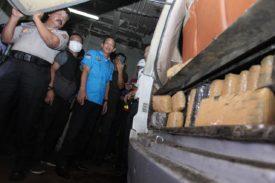 Gagalkan Pengiriman Paket Ganja Jaringan Aceh, BNN Amankan 500 Kilogram Ganja di Pelabuhan Tanjung Priok.