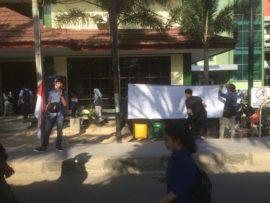 Yang Salah Adalah Aparat, GMKI Serang Gelar Panggung Perdamaian Sikapi Insiden Mahasiswa Papua.
