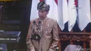 Tak Ada Yang Nyentuh Persoalan Ril Rakyat, Pidato Jokowi Hanya Sibuk Bahas Hal-Hal Makro.