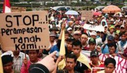 Nasib Rakyat Indonesia Dipertaruhkan di Senayan, DPR Tidak Pro Rakyat, Ayo Tolak Pengesahan Revisi Undang-Undang Pertanahan.