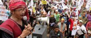 Wakil Ketua Dewan Nasional Aliansi Masyarakat Adat Nusantara (AMAN) Abdon Nababan: Masyarakat Adat Sudah Ada Sebelum Negara Ada; 'Kalau Negara Tidak Mengakui Kami, Kami Pun Tidak Mengakui Negara'