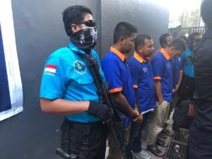 BNN dan Bea Cukai Ungkap Peredaran Sabu Dari Tawau Malaysia Ke Kutai Kalimantan Timur.