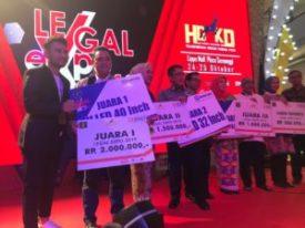 Mantap, Perlombaan Instansi-Instansi Hukum, Inovasi Kepala Badiklat Hantarkan Kejaksaan Republik Indonesia Raih Juara Pertama Legal Expo 2019.