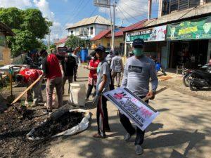 Peringati Hari Pahlawan, Di Aceh Komunitas Pijay Gleeh Gelar Aksi Pungut Sampah.