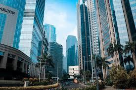 Perkantoran Jadi Klaster Baru Penyebaran Covid-19, Sudin Nakertrans Jakarta Pusat Monitoring 698 Perusahaan, Karyawan di 7 Perusahaan Ternama Positif Covid-19. – Foto: Perkantoran di Jakarta Pusat. (Net)